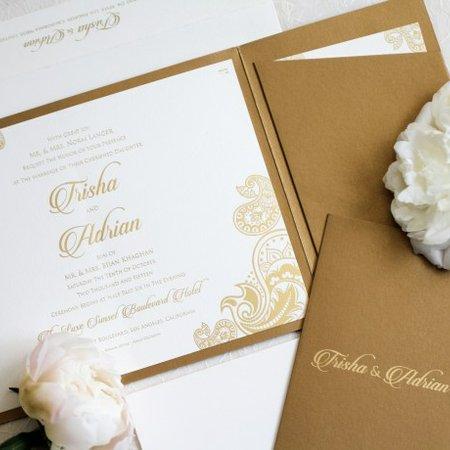 Azure Couture Invitations