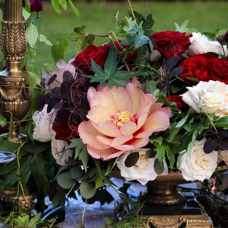 Tuscany Flowers Florals and Events Designs