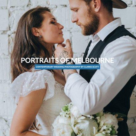 Portraits Of Melbourne
