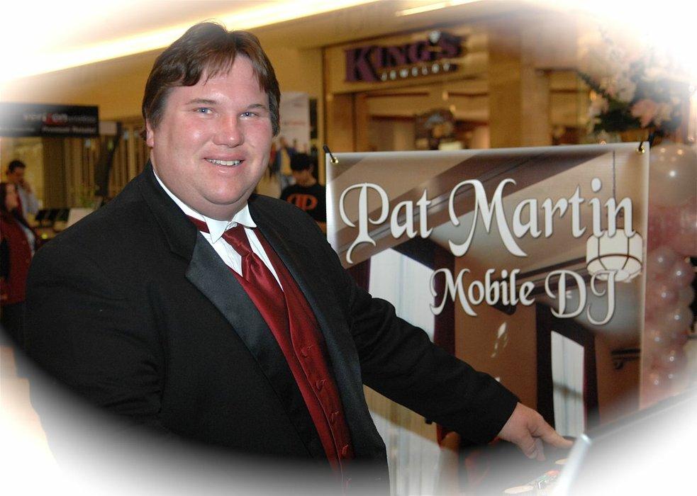 Pat Martin Mobile DJ's profile image
