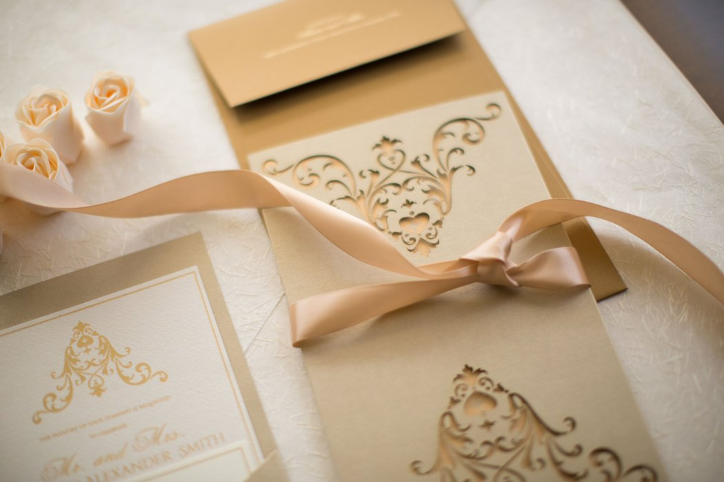Azure Invitations Design Los Angeles Ca