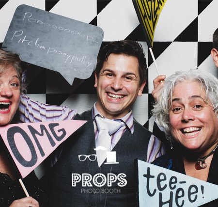 Props Photo Booth Co.