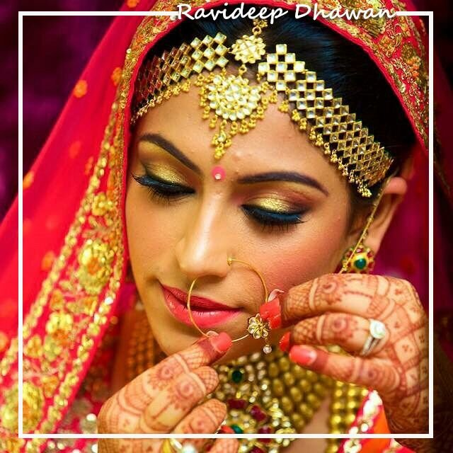 Ravideep Professional Makeup Artist's profile image