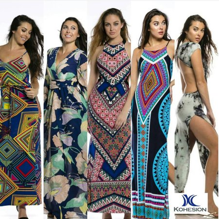Women's Clothing - Kohesion, Inc.