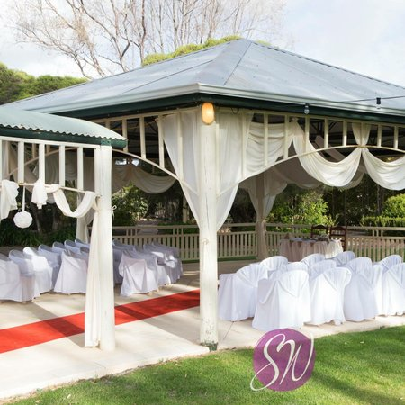 Picturesque Wedding Gardens