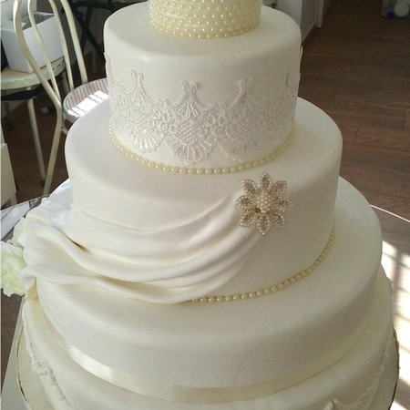 Wedding Cakes In Spain