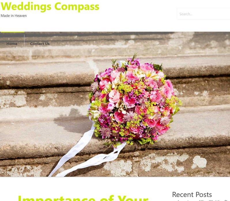 Weddings Compass's profile image