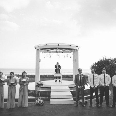 Nagisa Bali Wedding