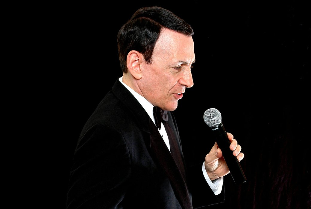 The Frank Sinatra Tribute by Monty Aidem's profile image