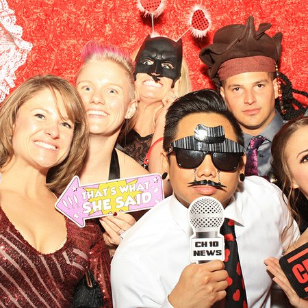 Pucker Up Party Photo Booths