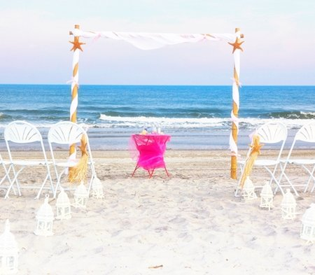 Incredible Beach Weddings