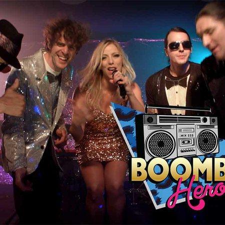 Boombox Heroes