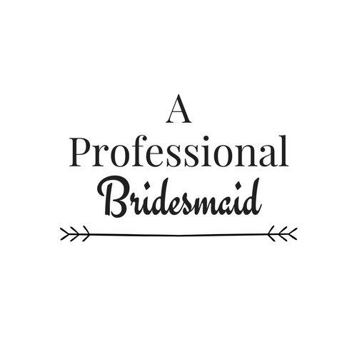 A Professional Bridesmaid's profile image