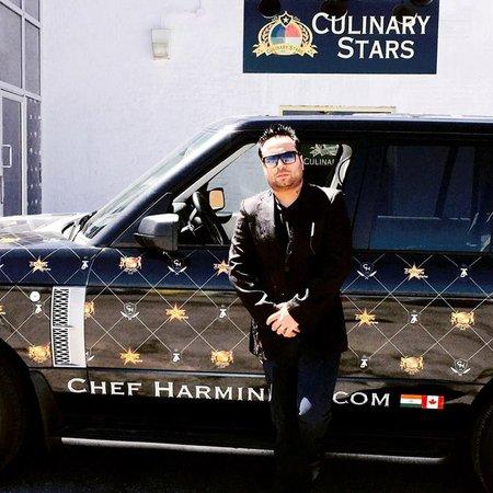 Chef Harminder