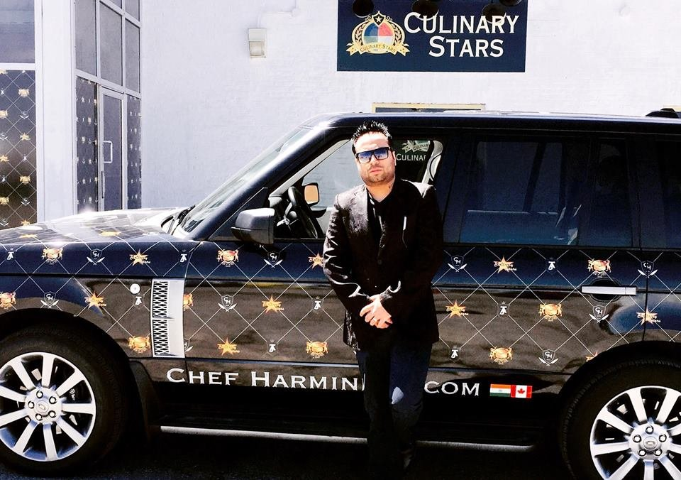 Chef Harminder's profile image