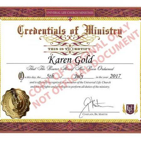 Karen's Wedding Services, Inc.