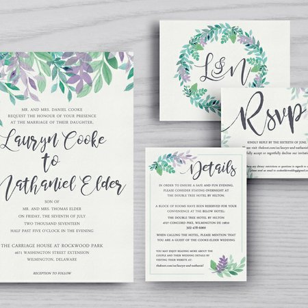 Economical wedding invitation vendors weddinginvitelove kb designs stopboris Gallery