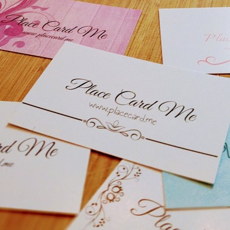 Place Card Me