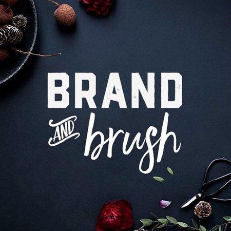 Brand & Brush