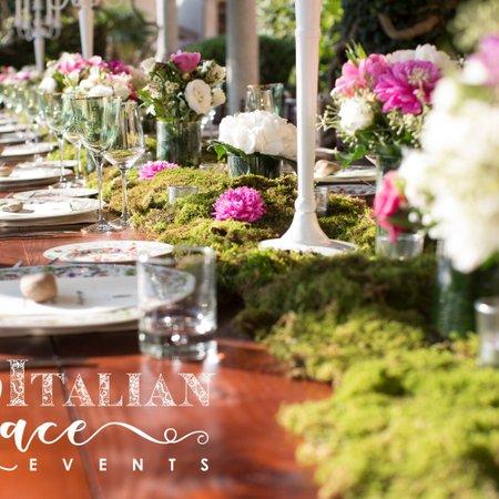 Italian Lace Events