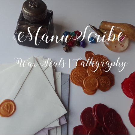 ManuScribe Calligraphy