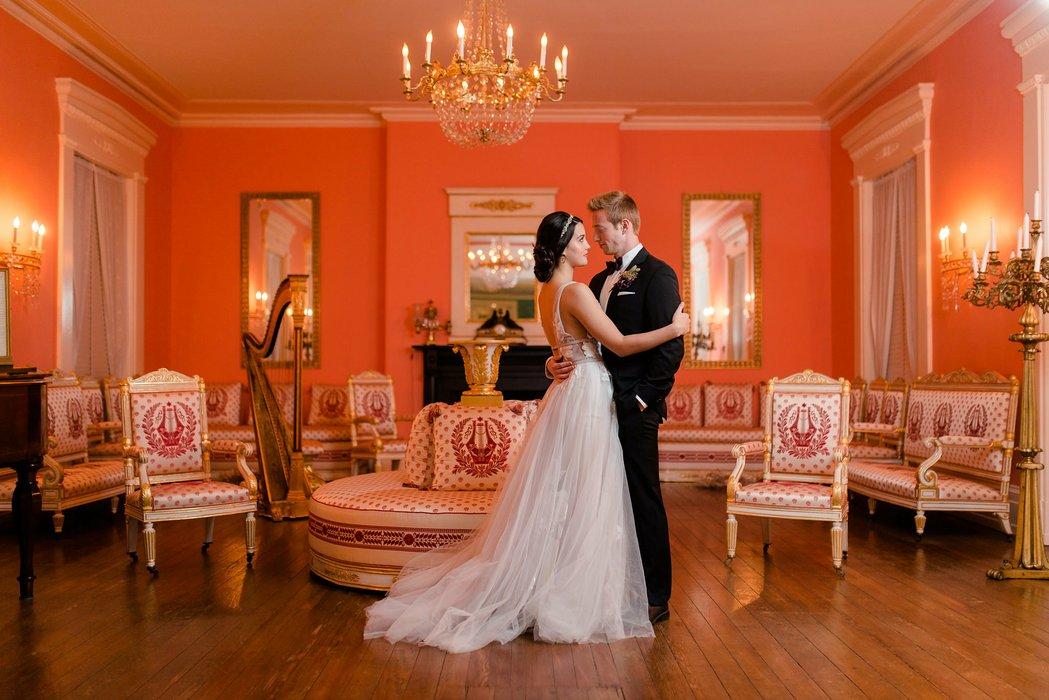 Historic Strawberry Mansion's profile image
