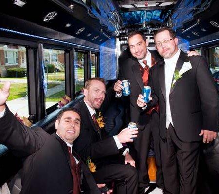 Party Bus & Limo Services Denver