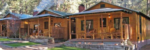 Romantic Ruidoso Cabins's profile image