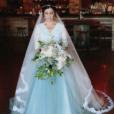 One Blushing Bride