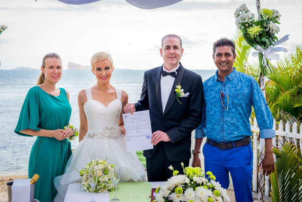 Mauritius Wedding Planner's profile image