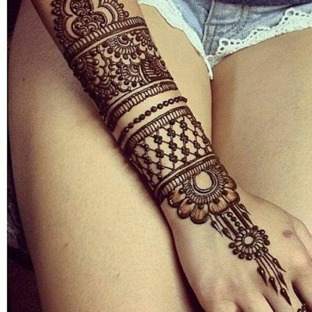 Touch Of Henna