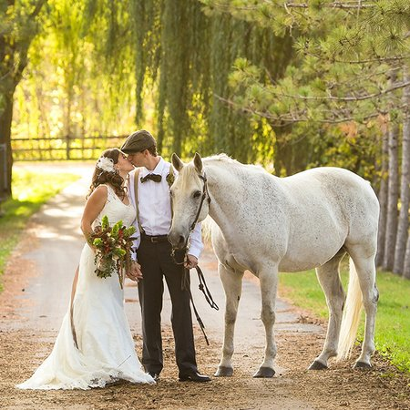 Rustic Elegance Wedding Coordination
