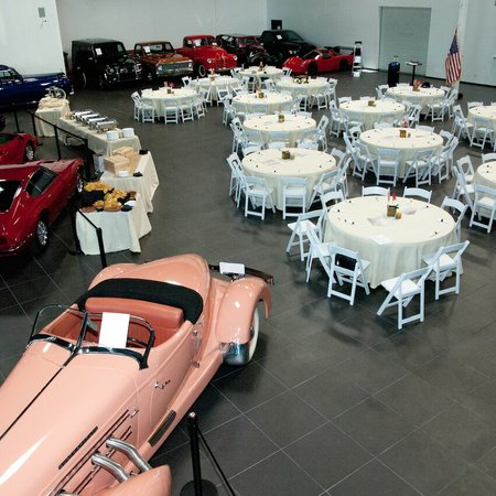 Celebrity Cars Event Center