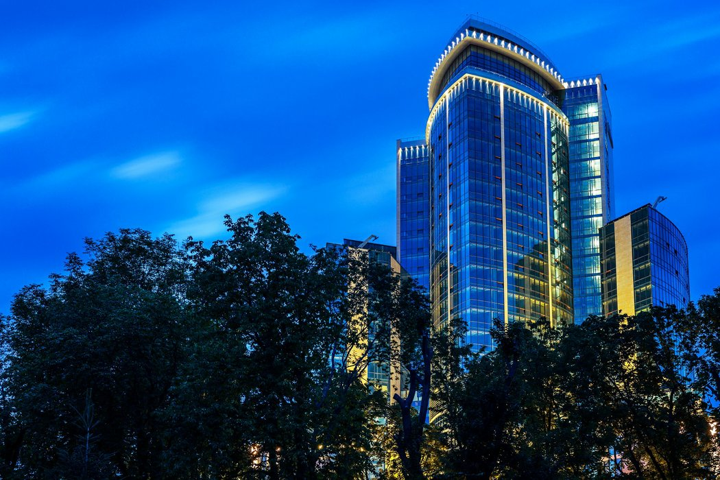 Hilton Kyiv's profile image