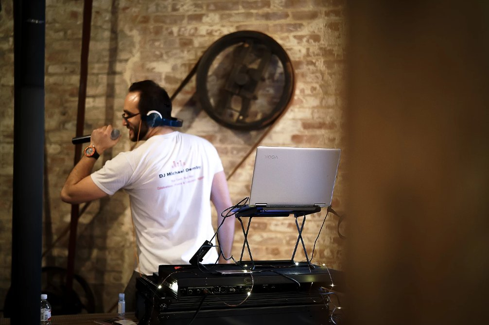 DJ Michael Demby's profile image