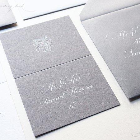 Lindsey Hook Calligraphy & Pen Arts
