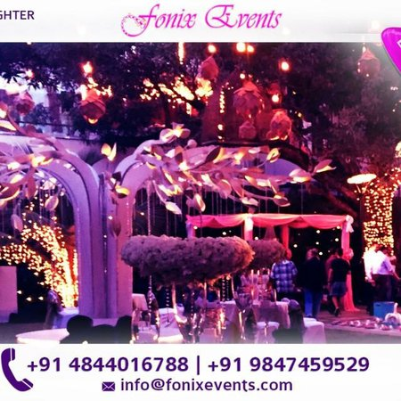 Fonix Events-AJD Weddings