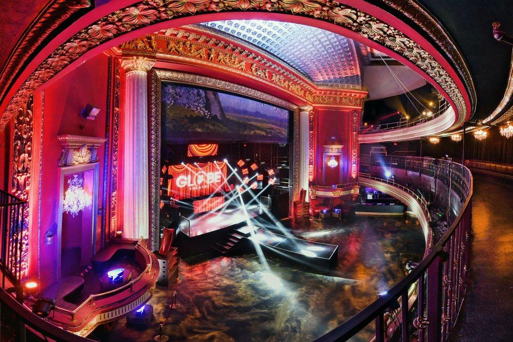 The Globe Theatre's profile image