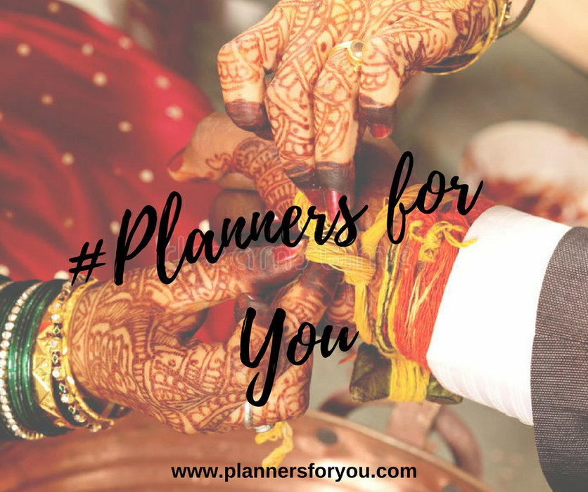 Destination Wedding planning- Planners For You's profile image