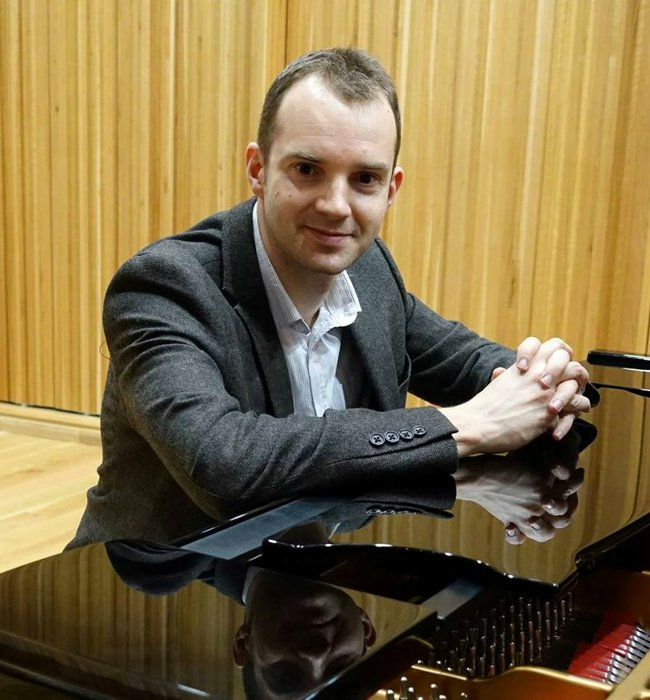 Martyn Croston Pianist's profile image