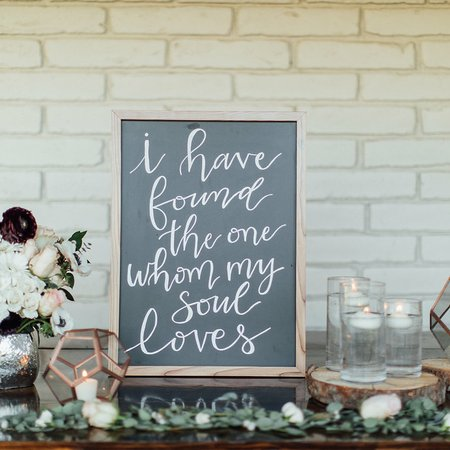 Letters by Jennifer | Calligraphy and Signage