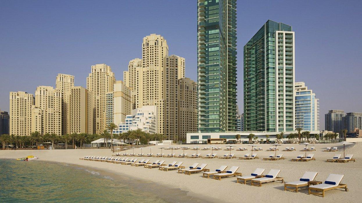 DoubleTree by Hilton Hotel Dubai - Jumeirah Beach's profile image