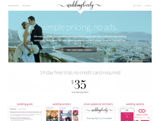 WeddingLovely Planning Guide Features Thumbnail