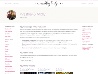 WeddingLovely Planning Guide Interior Thumbnail
