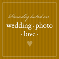 Square WeddingPhotoLove badge