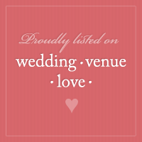 Square WeddingVenueLove badge
