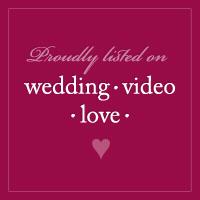 Square WeddingVideoLove badge
