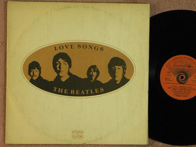 BEATLES, THE Love Songs (2LP)
