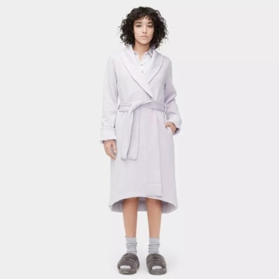 Picture of UGG® Ladies' Duffield Robe - Lavender