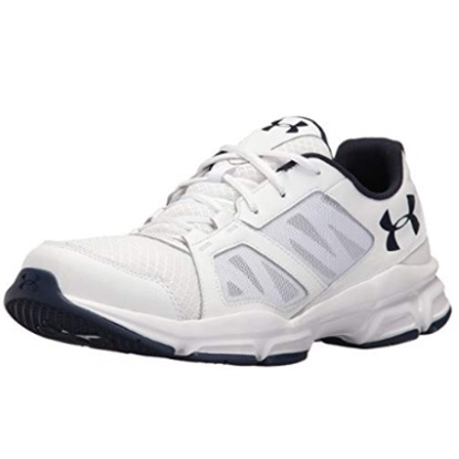 Picture of Under Armour Zone 2 White/White/Midnight